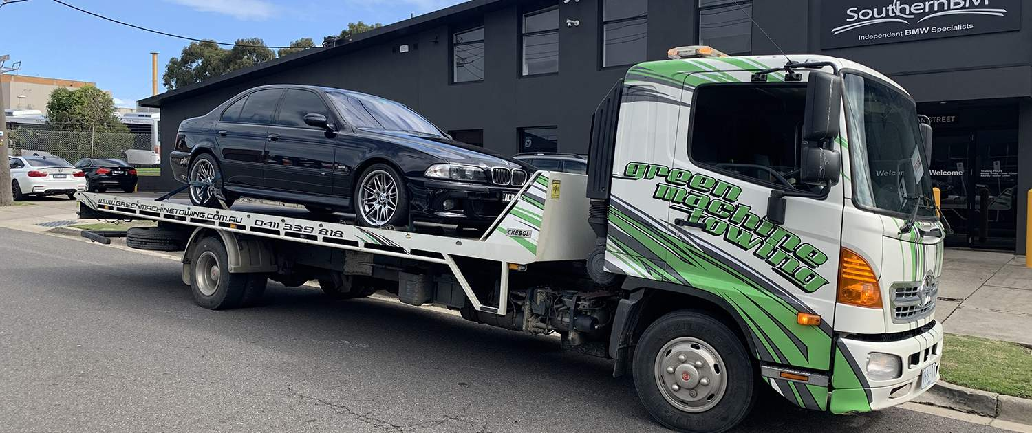 towing-bmw