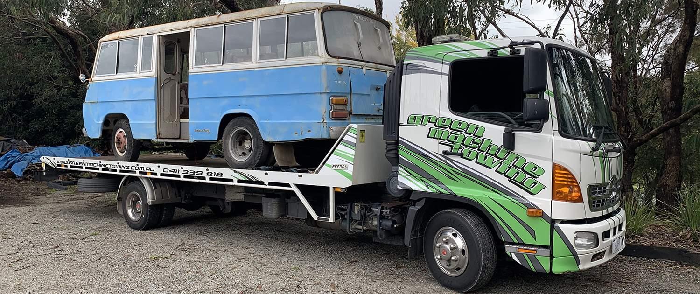 towing-van